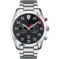 Buy Men's Scuderia Ferrari Watch D50 Chrono 0830176