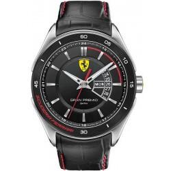 Buy Men's Scuderia Ferrari Watch Gran Premio 0830183