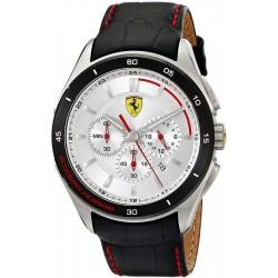 Buy Men's Scuderia Ferrari Watch Gran Premio Chrono 0830186