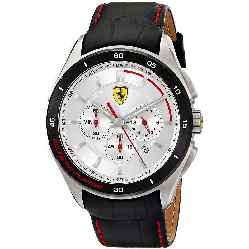 Scuderia Ferrari Men S Watch Gran Premio Chrono 0830186 Crivelli Shopping