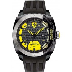 Buy Men's Scuderia Ferrari Watch Aerodinamico 0830204