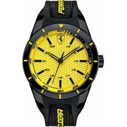 Buy Men's Scuderia Ferrari Watch Red Rev 0830246