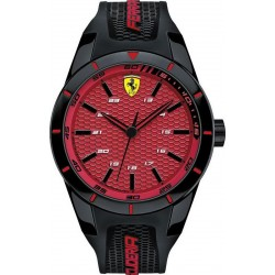Buy Men's Scuderia Ferrari Watch Red Rev 0830248