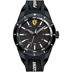 Buy Men's Scuderia Ferrari Watch Red Rev 0830249