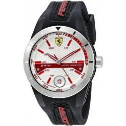 Buy Men's Scuderia Ferrari Watch RedRev 0830250