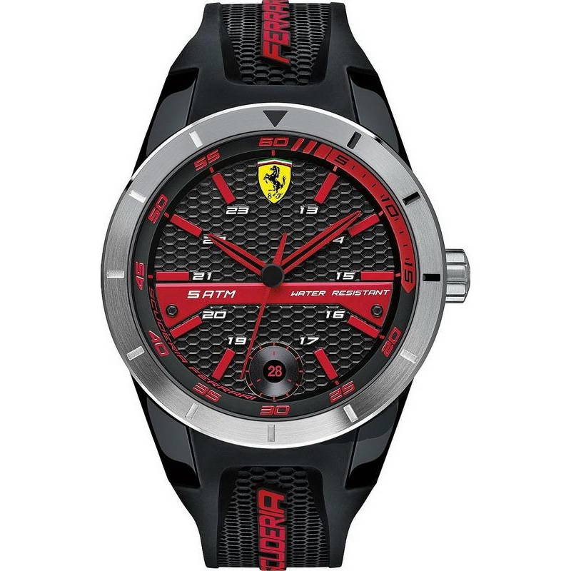 Men S Scuderia Ferrari Watch Red Rev T 0830253 Crivelli Shopping