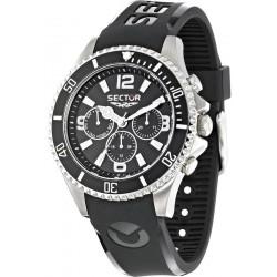 Buy Men's Sector Watch 230 R3251161002 Quartz Multifunction