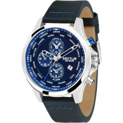 Buy Men's Sector Watch 180 R3251180023 Quartz Chronograph
