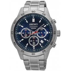 Buy Men's Seiko Watch Neo Sport SKS517P1 Chronograph Quartz