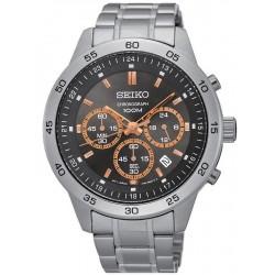 Buy Men's Seiko Watch Neo Sport SKS521P1 Quartz Chronograph
