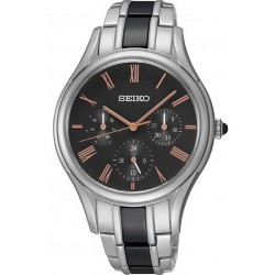 Buy Women's Seiko Watch SKY719P1 Quartz Multifunction