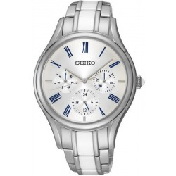 Buy Women's Seiko Watch SKY721P1 Quartz Multifunction