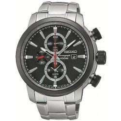 Buy Men's Seiko Watch Neo Sport Alarm Chronograph Quartz SNAF47P1