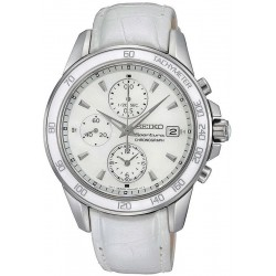 Buy Women's Seiko Watch Sportura Lady SNDX99P1 Chronograph Quartz