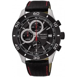 Men's Seiko Watch Neo Sport SSB193P1 Chronograph Quartz