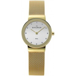 Buy Women's Skagen Watch Freja 358SGGD