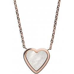Buy Womens Skagen Necklace Katrine SKJ1253791 Heart Mother of Pearl