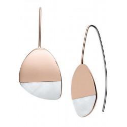 Buy Womens Skagen Earrings Agnethe SKJ1298998 Mother of Pearl