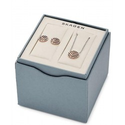 Buy Womens Skagen Necklace + Earrings Elin SKJB1001998