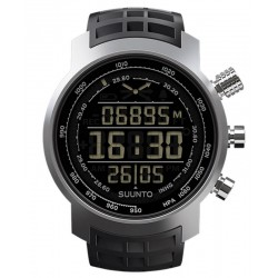 Buy Suunto Elementum Terra Black Rubber / Dark Display Men's Watch SS014522000