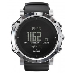 Buy Suunto Core Brushed Steel Men's Watch SS020339000