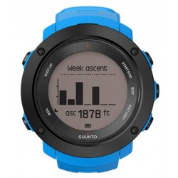 Buy Suunto Ambit3 Vertical Blue Men's Watch SS021969000