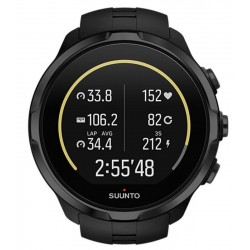 Buy Suunto Spartan Sport Wrist HR All Black Men's Watch SS022662000