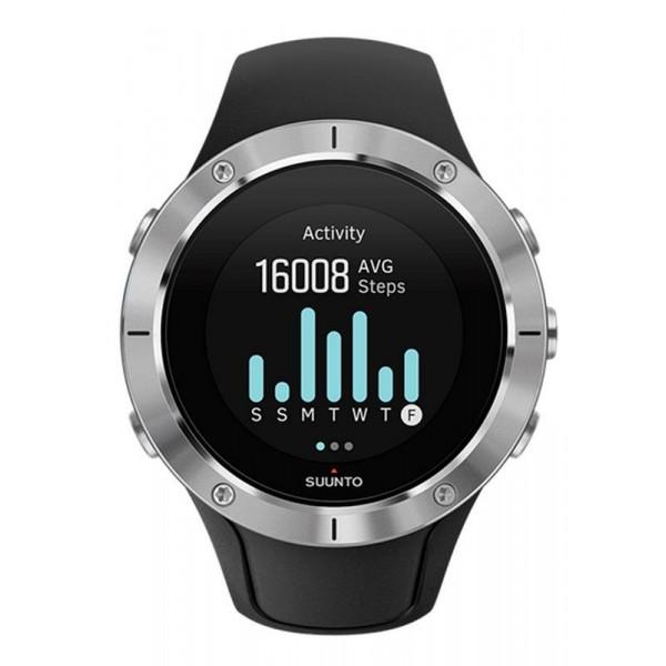 Buy Suunto Spartan Trainer Wrist HR Steel Unisex Watch SS023425000
