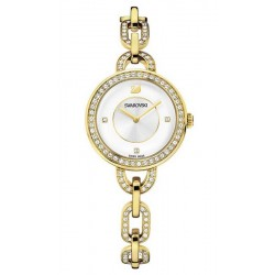 Buy Women's Swarovski Watch Aila Yellow Gold Tone 1124151