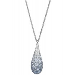 Buy Women's Swarovski Necklace Abstract Blue 5032772
