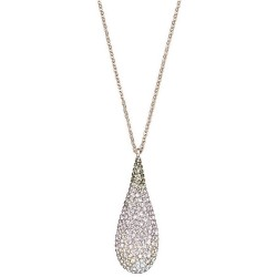 Buy Women's Swarovski Necklace Abstract Nude 5046999
