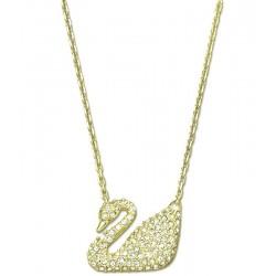 Women's Swarovski Necklace Swan 5063921