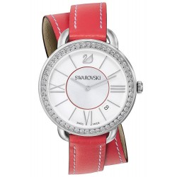 Buy Women's Swarovski Watch Aila Day Double Tour Berry 5095942