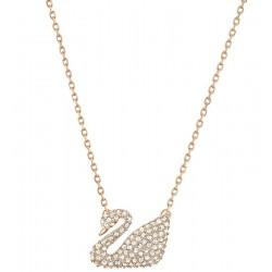 Women's Swarovski Necklace Swan 5121597