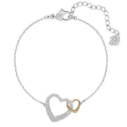 Buy Women's Swarovski Bracelet Dear 5156812 Heart