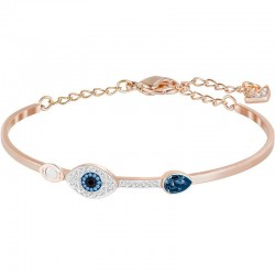 Buy Women's Swarovski Bracelet Duo Evil Eye 5171991