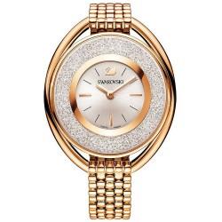 Women's Swarovski Watch Crystalline Oval Rose Gold Tone 5200341