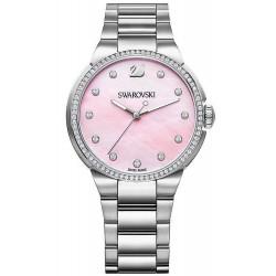 Women's Swarovski Watch City Rose 5205993 Mother of Pearl