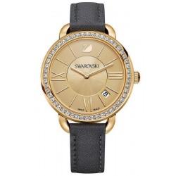 Women's Swarovski Watch Aila Day Yellow Gold Tone 5221141