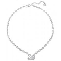 Women's Swarovski Necklace Swan Lake All-Around 5240581