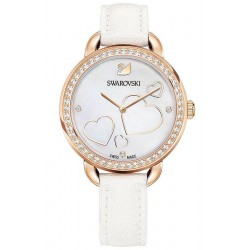 Buy Women's Swarovski Watch Aila Day Heart 5242514 Mother of Pearl