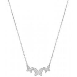 Buy Women's Swarovski Necklace Field Butterfly 5277929