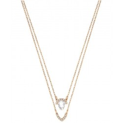 Women's Swarovski Necklace Gallery Pear 5278755