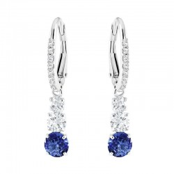 Buy Women's Swarovski Earrings Attract Trilogy Round 5416154