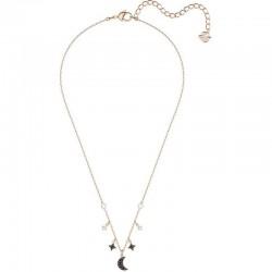 Buy Women's Swarovski Necklace Duo Moon 5429737
