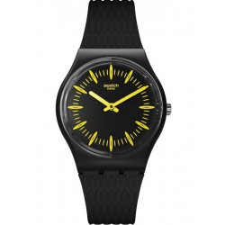 Unisex Swatch Watch Gent Giallonero GB304