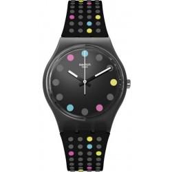 Buy Women's Swatch Watch Gent Boule A Facette GB305