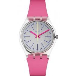 Buy Women's Swatch Watch Gent Fluo Pinky GE256