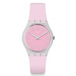 Buy Women's Swatch Watch Gent All Pink GE273