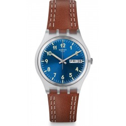 Buy Men's Swatch Watch Gent Windy Dune GE709